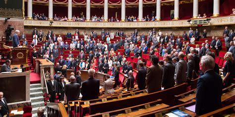 si e de l assembl nationale à l 39 assemblée nationale les minutes de silence ne sont