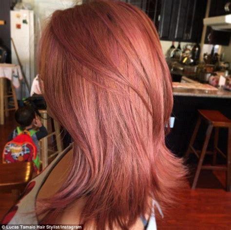 shades  red hair unnatural hair color shades