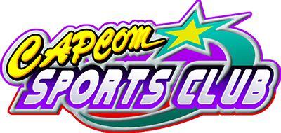 capcom sports club details launchbox games