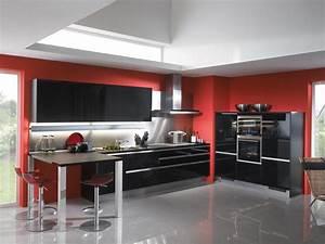 net cuisine equipee rouge but avec des collection et With meuble de salle a manger avec cuisine Équipée avec Électroménager pas cher