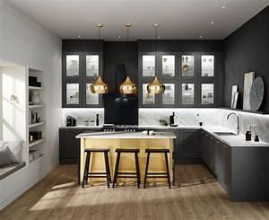 Fairford Graphite Kitchen Shaker Kitchens Howdens Joinery