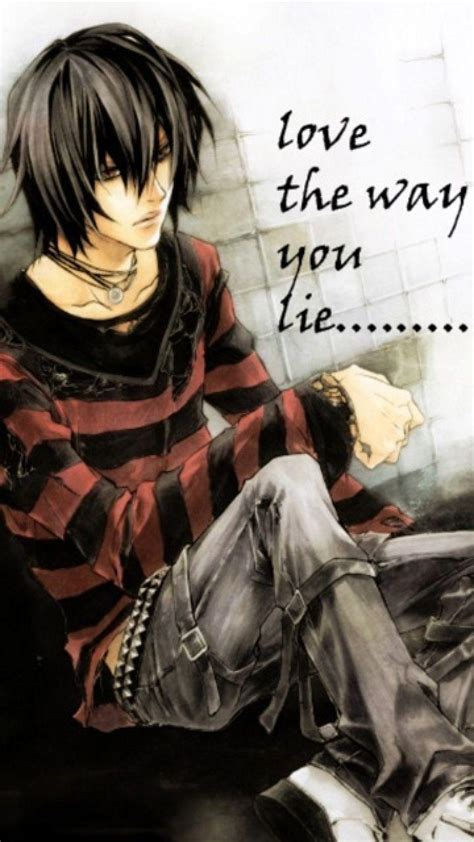 In fact, he lives a wonderful the anime world is filled with sad characters, but what we love about them is the way they manage to. Sad Anime Boy Wallpapers - Wallpaper Cave