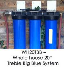 Shower Softener by Whole House And Borehole Water Purification Systems