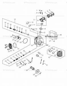 Polaris Atv 2017 Oem Parts Diagram For Engine