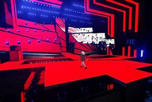 Stage Design For Eurovision Song Contest 2016