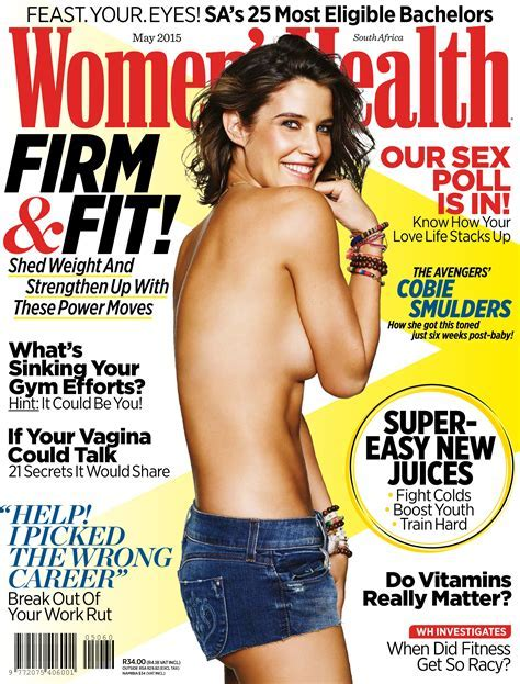 Cobie Smulders Topless Photos Thefappening