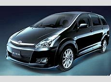Toyota Wish Car Photo Gallery