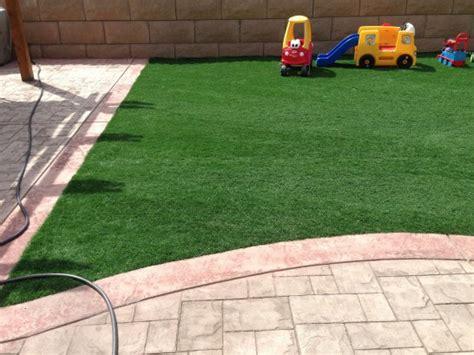 artificial lawn sun valley arizona roof top backyard