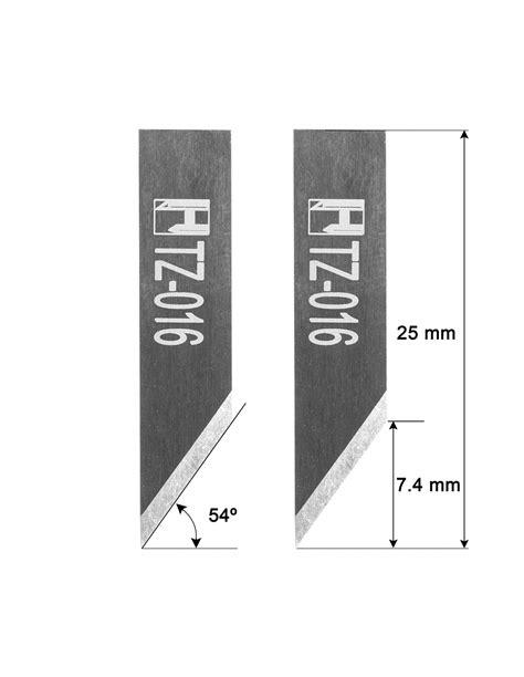 Aoke-Kasemake Blade Z16 / 3910306 / HTZ-016 / compatible