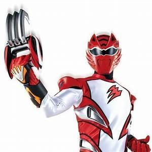 Power Rangers Jungle Fury Geki Master Tiger Battle Claw ...