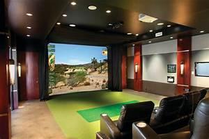 Multi-Purpose Media Room - Traditional - Home Theater
