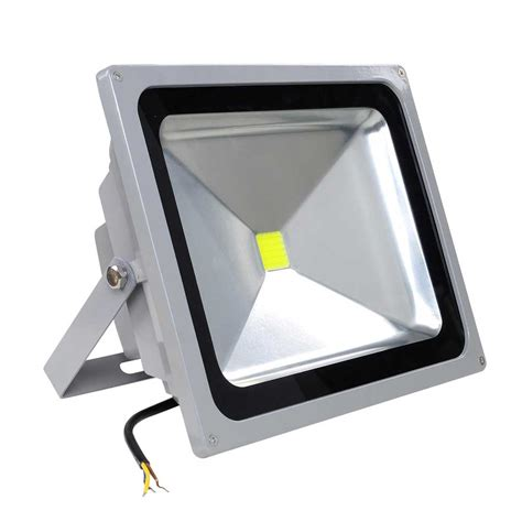 50w led flood light cool warm white outdoor landscape 85