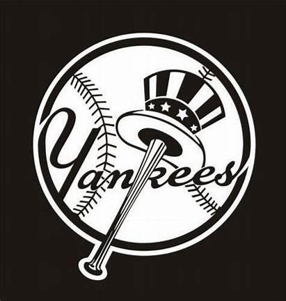 Yankees York Decal Mlb Sticker Team Vinyl