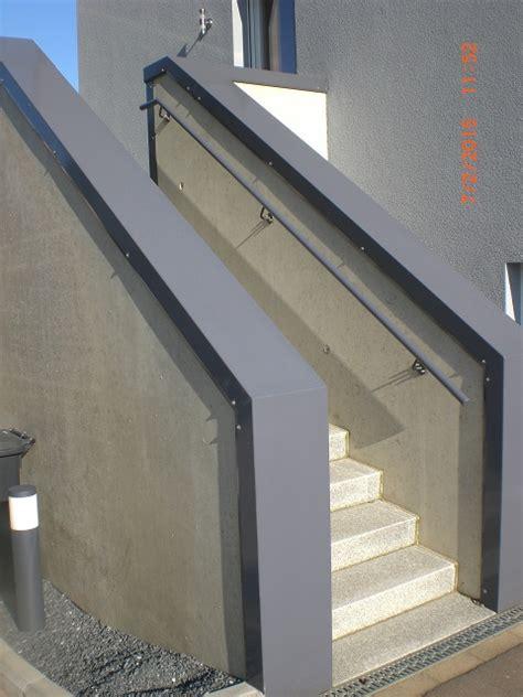 d 233 coration couvre mur alu 76 tours couvre mur beton 1m dressing couvre mur plat gris