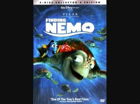 end credits from the quot finding nemo quot youtube