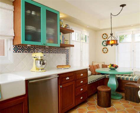interior kitchens breakfast nooks full