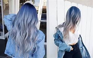 Color How-To Faded Blue Denim | American Salon