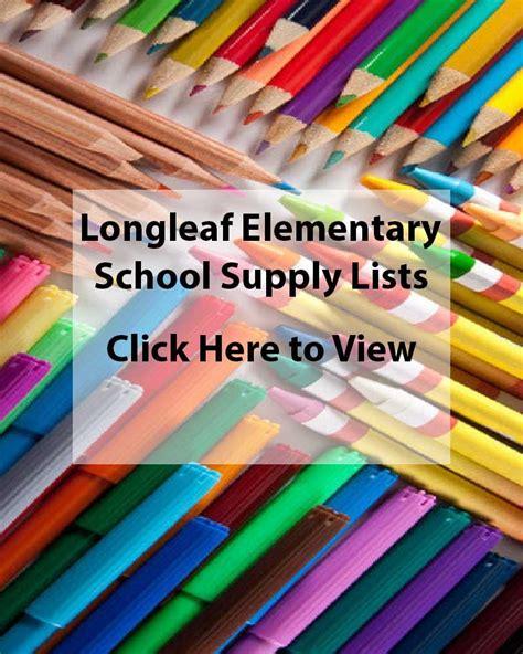 longleaf elementary homepage