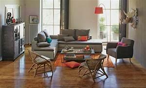 le fauteuil en rotin pour un salon vintage photo 8 11 With deco cuisine pour meuble rotin