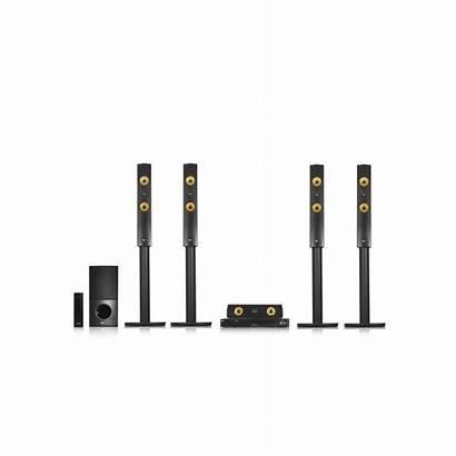 Speakers Wireless Lg Rear System Theatre Watt