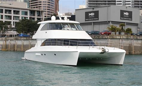 Power Catamaran Boat Names by Savoy Charter Boat 54ft Power Catamaran Decked Out