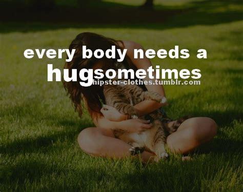 cats hugging  quotes quotesgram