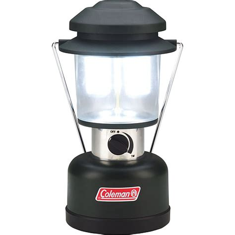 coleman 390 lumen led 8d battery lantern walmart