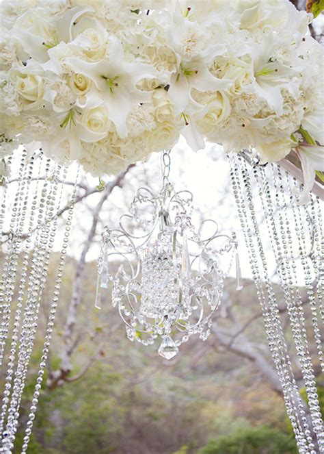 Top 10 Wedding Backdrop Ideas save on crafts