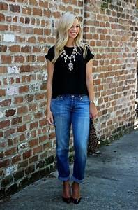 How to Dress Up Your Jeans u2013 Glam Radar
