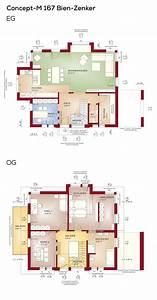 Grundriss Haus Mit Erker : grundriss satteldach haus architektur modern treppe mit galerie 5 zimmer erdgeschoss k che ~ Indierocktalk.com Haus und Dekorationen
