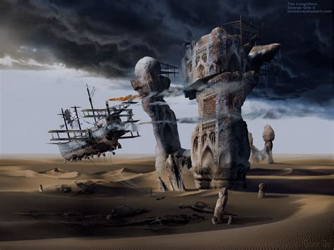 3d Artist Wallpaper by Modern Surrealism Gallery The Langoliers Or