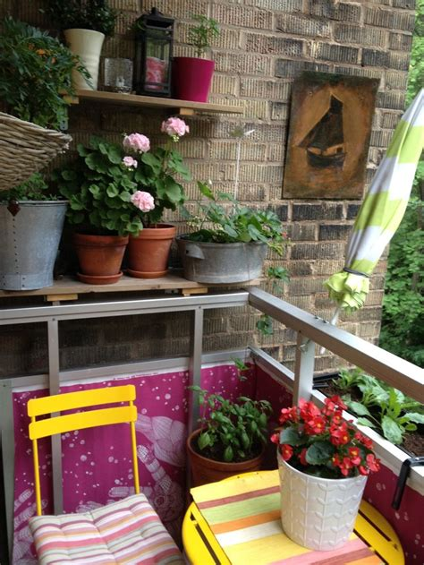 furniture coffee tables 52 smart decorating ideas for small balcony