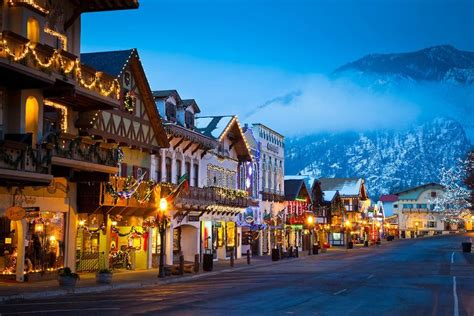 leavenworth tree lighting festival leavenworth washington places i 39 d like to go