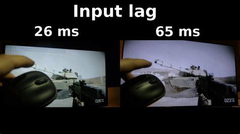 telewizor do gier musi mieć niski input lag co to jest i
