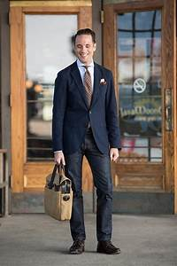 An Answer To u0026quot;Are Jeans Business Casual Attire?u0026quot; - He Spoke Style