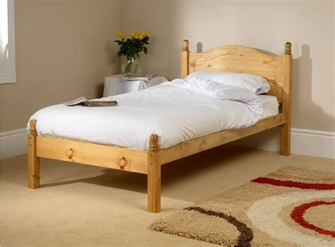 Small Single Bed orlando low foot end small single bed frame