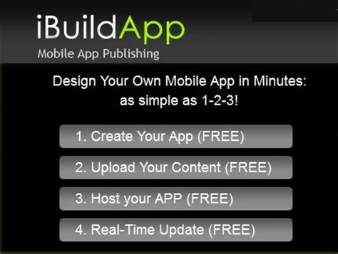 android app builder ibuildapp announces new android app creator