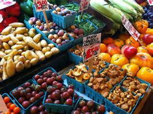 Unprocessed and Processed Foods
