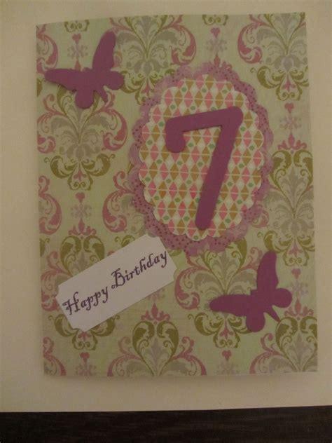 birthday card   year  girl bday cards creative