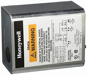 Honeywell R845a1030 Circulator Relay  120 Volt Dpst Home Garden Household Appliance Accessories