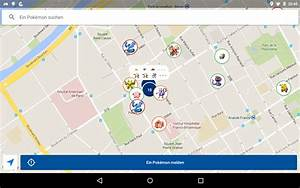 Pokemon Go Map Finde Pokemon In Hanover Live Radar