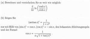 Ln Berechnen : ableitung ableitung arctan x 39 1 1 x 2 herleiten ~ Themetempest.com Abrechnung