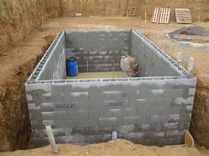 Prix Agglo De 20 : 7 la fosse m canique auto auto construction en b ton ~ Dailycaller-alerts.com Idées de Décoration