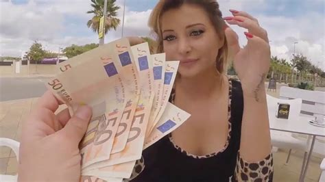 Asking Beautiful Russian Girl Give Money For Sex Social