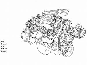Chrysler 360  380 A-series Crate Engine