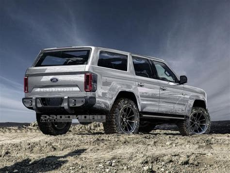 enthusiasts  door  ford bronco concept isnt real