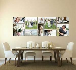 Eigene Bilder Auf Leinwand : 100 fotocollagen erstellen fotos auf leinwand selber machen hochzeit fotow nde fotocollage ~ A.2002-acura-tl-radio.info Haus und Dekorationen