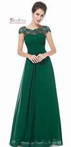 latest long frock designs for bridal 2017 stylish outfit With robe de soirée verte