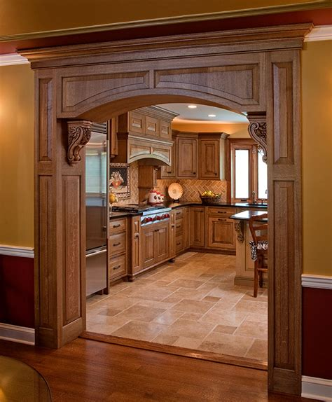 Kitchen Pantry Design Ideas - traditional kitchens designs remodeling htrenovations