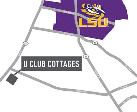 u club cottages baton u club cottages student apartments 5689 river road